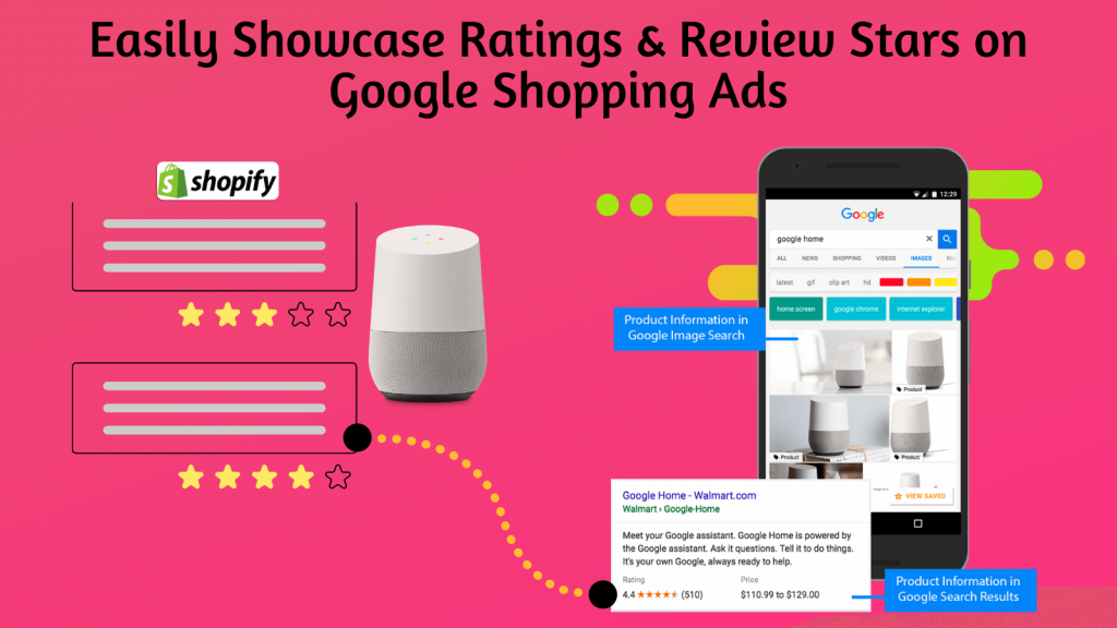 show product review on google shopping